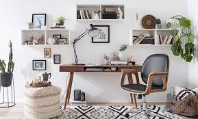 Wie sie ihr wohnzimmer in ein eigenes büro umwandeln, erfahren sie hier. Einrichtungsideen Fur Kombinierte Schlaf Und Arbeitszimmer Amber Living