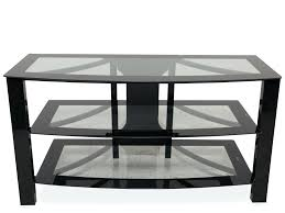 contemporary glass tv stands images tempered glass contemporary stand in black modern glass tv stands