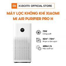Máy lọc không khí Xiaomi Mi Air Purifier Pro H tại TP. Hồ Chí Minh