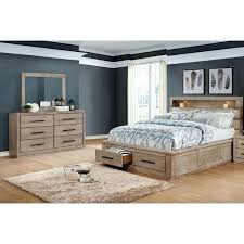 Queen Storage Bedroom Set Picture Of Mango Queen Storage Bed Set ...