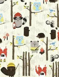 woodland baby quilt creatures nursery rug crib animals patterns