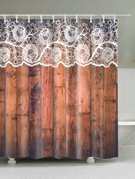 shower curtain shower environmentally friendly. Shops Eco-Friendly Lace Woody Door Shower Curtain Environmentally Friendly Y