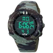 ots 7005 fashion men digital watch camouflage strap led swimming ots 7005 fashion men digital watch camouflage strap led swimming sport watch