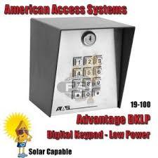 product categories keypads aas 19 100 advantage dklp metal keys 100 code digital keypad low power