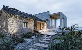 Evolution Home Design Gallery Of Rural House Renovation In Zhoushan Evolution