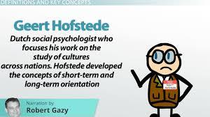 employee involvement programs impacts to organizational behavior long term orientation vs short term orientation hofstede s definition concept