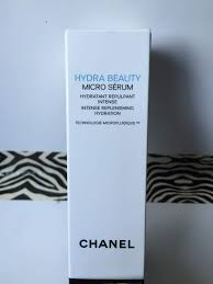 chanel hydra beauty micro serum review