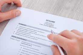 Continuing Education Resume Writing Course Columbia College