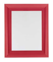 kartell francois ghost wall mirror