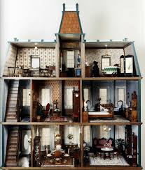 Victorian Dollhouses Victorian Dollhouses Malcolm Forbes - Dolls house interior