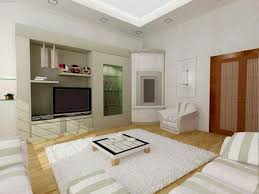 Small Modern Living Room Design Neutral Color Small Modern Small Space Design Ideas Living Rooms