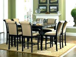 round dining room table for 8. 8 person round dining table oak plus benches . room for