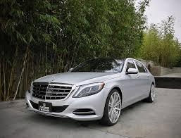Kanye West's Mercedes S600 Maybach & Kim Kardashian's Ghost – Lets ...