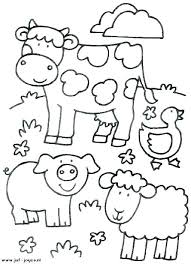 farm coloring pages farm coloring page pages precious moments animals on farm animals coloring pages free