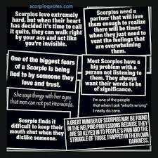 Scorpio Quotes Extraordinary Scorpio Quotes