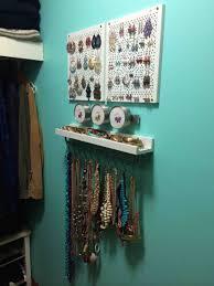 Best IKEA jewelry organizer ever