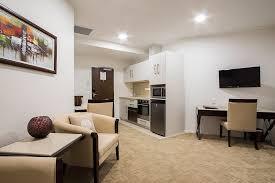 2 bedroom suite. 2 bedroom suite lounge