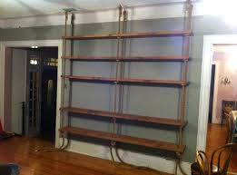 diy record storage creative hanging basement shelves design inspiration with ropes diy 7 inch record storage