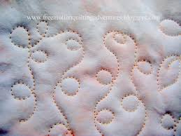 Longarm Quilting Designs Free Free Motion Quilting Loops W Leaves Hearts Etc Free