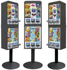 Quarter Vending Machines Fascinating Buy Sticker And Tattoo Vending Machines 48 Stacked Vending