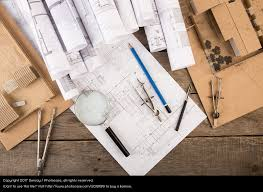 architect office supplies. Workplace Of Architect - Construction Drawings A Royalty Free Stock Photo  From Photocase Office Supplies