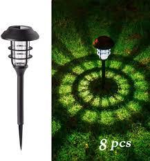 Mushroom Solar Light Menards Gigalumi 8 Pcs Solar Lights Outdoor Pathway Waterproof Led Solar Lights For Lawn Patio Yard Garden Path Walkway Or Driveway