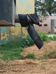 photo essay on water loss due to leaks in mulbagal karnataka