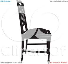 rocking chair clipart. Rustic Rocking Chairs #2 - Chair Clipart Black And White Panda Free