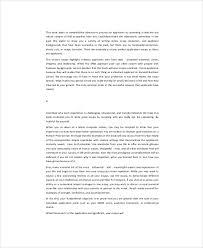 school essay sample examples in word pdf school application essay