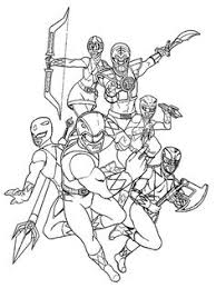 Small Picture Top 25 Free Printable Power Rangers Megaforce Coloring Pages