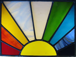 Easy Stained Glass Patterns Stunning Images For Simple Stained Glass Patterns For Beginners Stained