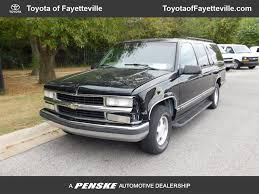 1998 Used Chevrolet Suburban 1500 at Toyota of Fayetteville ...