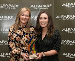 Origin Hair Design Cork Kilkenny Stylist Wins At Fantastic Hairdresser Awards