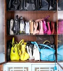 organize bags how