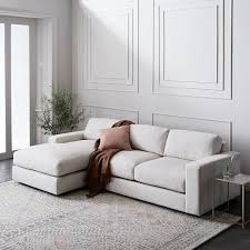 Urban 2-Piece Chaise Sectional - Small