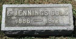 Effie Jennings Beane Cole (1886-1972) - Find A Grave Memorial