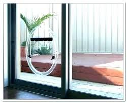 pet door for glass door sliding door with dog door french door dog door patio door pet door for glass
