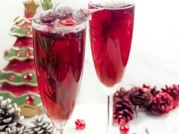 cranberry mimosa drink recipe