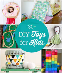 handmade toys kids will love