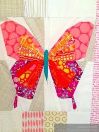 Butterfly No. 3 - a FPP Pattern | Butterfly, Patterns and Paper ... & Butterflies in my stomach Adamdwight.com