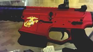 firearm paint jobs