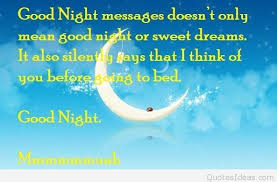 Quote About Good Night And Sweet Dreams Best of Good Night Sweet Dreams Quotes And Sayings Hq Stills New HD Quotes