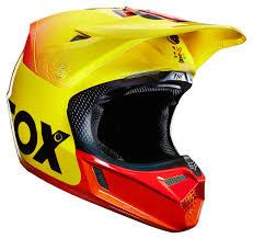 Fox V3 Helmet Size Chart