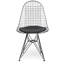 chair eames style dkr wire mesh office chair