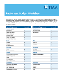 budget sheets pdf printable budget worksheet 15 free word excel pdf documents