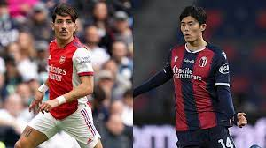 Takehiro Tomiyasu: Arsenal agree £19.8m deal for Bologna defender with  Hector Bellerin close to Real Betis move   Football News