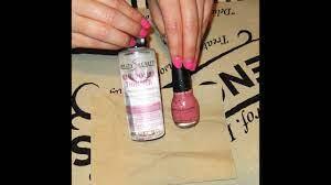 how to thin out nail polish best
