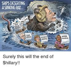 SHIPS DESERTING ASINKING RAT NEW YORK TIMES BERNIE SANDERS ...