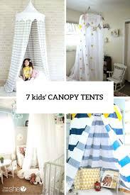 canopy bed tent ctemporary bunk diy spiderman princess