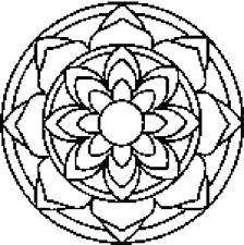 Disegni Da Colorare Difficili Per Adulti Mandala Con Mandala Animali